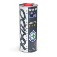 Дизельное масло 10W-40 CI-4 Diesel XADO Atomic Oil, 1л