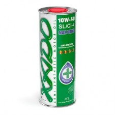 Полусинтетическое масло 10W-40 SL/CI-4 XADO Atomic Oil, 1л.