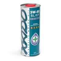 Синтетическое масло 5W-40 SM/CF XADO Atomic Oil