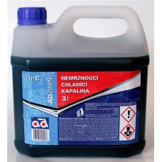 Антифриз AD ANTIFREEZE TYP C 3л Синий