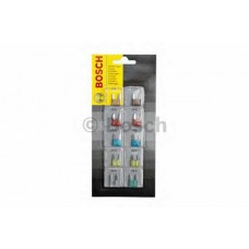 Комплект плоских предохранителей Bosch BO 1987529078