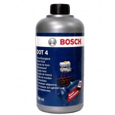 Тормозная жидкость BOSCH DOT 4 0.5л BO 1987479112