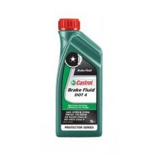 Тормозная жидкость CASTROL Brake Fluid DOT 4 1л.