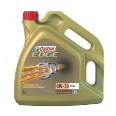 Моторное масло CASTROL EDGE 0W-30 A5/B5 4л.