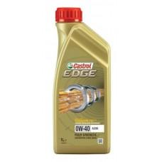 Моторное масло CASTROL EDGE 0W-40 A3/B4 1л.