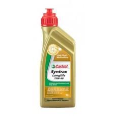 Трансмиссионное масло Castrol Syntrax Long Life 75W-90 1л.