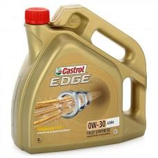 Моторное масло CASTROL EDGE 0W-30 A3/B4 4л.