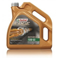 Моторное масло CASTROL EDGE 10W-60 SUPERCAR 4л.