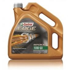 Моторное масло CASTROL EDGE 10W-60 SUPERCAR 4л.