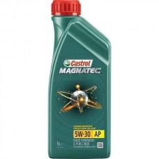 Моторное масло CASTROL MAGNATEC 5W-30 AP 1л.