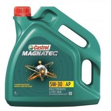 Моторное масло CASTROL MAGNATEC 5W-30 AP 4л.