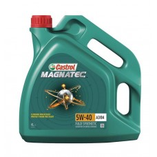 Моторное масло CASTROL MAGNATEC 5W-40 A3/B4 4л.