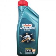 Моторное масло CASTROL MAGNATEC DIESEL 5W-40 DPF 1л.