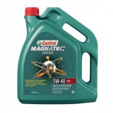 Моторное масло CASTROL MAGNATEC DIESEL 5W-40 DPF 5л.