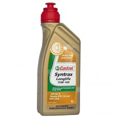 Трансмиссионное масло Castrol Syntrax Long Life 75W-140 1л.