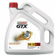 Моторное масло Castrol GTX 5W-30 C4 4л.
