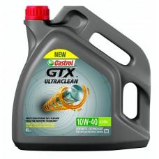 Моторное масло Castrol GTX 10W-40 A3/B4 4 л.