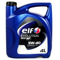 Моторное масло Elf Evolution 900 NF 5W-40 4л.