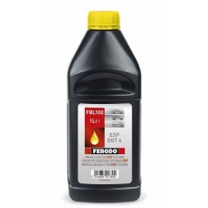 Тормозная жидкость Ferodo DOT 4 1л. FBL100
