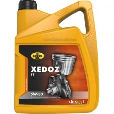 Моторное масло Kroon oil Xedoz FE 5W-30 5л.