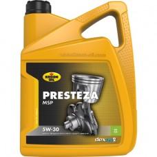 Моторное масло Kroon oil Presteza MSP 5W-30 5л.