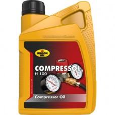 Компрессорное масло Kroon-oil Compressol H 100 1л.