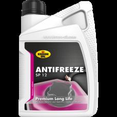 Антифриз Kroon oil Antifreeze SP 12 1л. Пурпурный