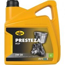 Моторное масло Kroon oil Presteza MSP 5W-30 4л.