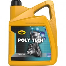 Моторное масло Kroon oil Poly Tech 5W-30 5л.