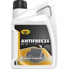 Антифриз Kroon oil Antifreeze SP 15 1л. Оранжевый