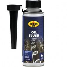 Присадка удаляет отложения нагара, сажи, белого и черного шлама Kroon oil Oil Flush 250мл.