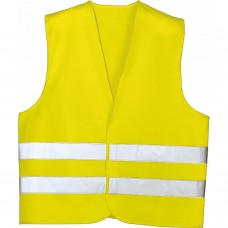 Жилет аварийный Lavita Светло-желтый XL