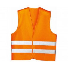 Жилет аварийный Lavita оранжевый XL