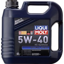 Моторное масло Liqui Moly Optimal Synth 5W-40 4л. (3926)