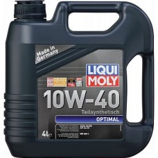 Моторное масло Liqui Moly Optimal 10W40 4л. (3930)