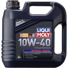 Моторное масло Liqui Moly Optimal Diesel 10W-40 4л. (3934)