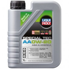 Моторное масло Liqui Moly Special Tec AA 0W-20 1л.