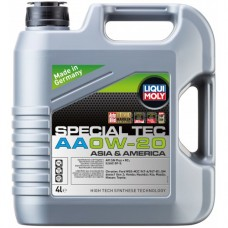 Моторное масло Liqui Moly Special Tec AA 0W-20 4л.