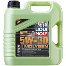 Моторное масло Liqui Moly Molygen New Generation 5W-30 4л. (9042)