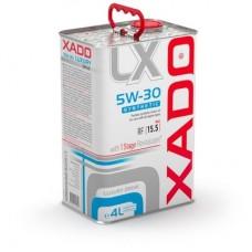 Синтетическое масло 5W-30 SYNTHETIC XADO Luxury Drive, 4л