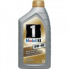Моторное масло MOBIL1 0W40 1л.