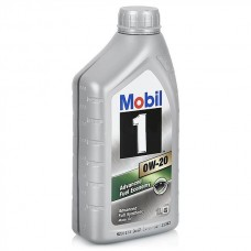 Моторное масло Mobil 1 Advanced Fuel Economy 0W-20 1л.