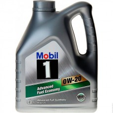 Моторное масло Mobil 1 Advanced Fuel Economy 0W-20 4л.