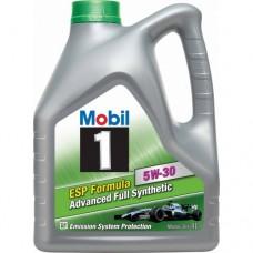 Моторное масло Mobil 1 ESP Formula 5W-30, 4л.