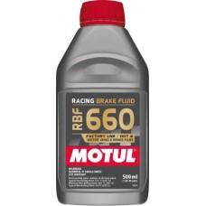 Тормозная жидкость MOTUL RBF 660 Factory Line 0.5л.