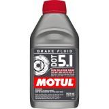 Тормозная жидкость MOTUL DOT 5.1 Brake Fluid 0.5л.