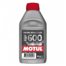 Тормозная жидкость MOTUL RBF 600 Brake Fluid 0.5л.
