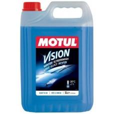 Омыватель стекла готовый к применению Motul Vision Winter -20°C 5л.