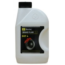Тормозная жидкость Starline Brake Fluid DOT4 1л.