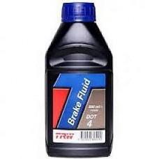 Тормозная жидкость TRW DOT 4 0.5л